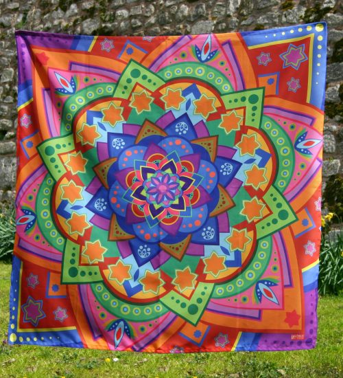 VITALITY (MULTICOLOR TAPESTRY)